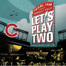 Pearl Jam Lets Play Two Cd Nuevo En Stock Eddie Vedder