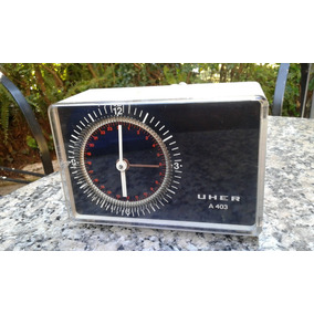 Reloj Timer Uher A403 Aleman Impecable