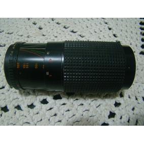 Objetiva Polar 80-200mm Precisa Revisão E Limpeza Lentes