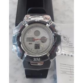 Relógio Tecnet Sports Original Com Caixa
