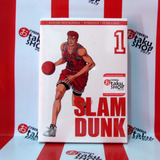 Anime Slam Dunk - Volumen 1 Ed. Restaurada Dvd Subt Esp