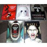 American Horror Story Combo Temporadas 1 A 5 Dvd