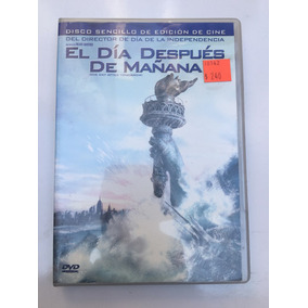 El Día Después De Mañana Pelicula Dvd Original Seminueva