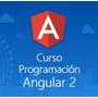 Curso Programación Angular 2 - Crea Webapps Desde Cero