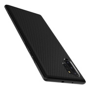 Funda Spigen Galaxy Note 10 Plus Liquid Air Matte Black