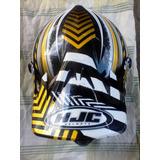 Casco De Motocross Hjc