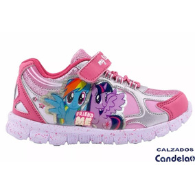 Zapatilla Pony Con Luces