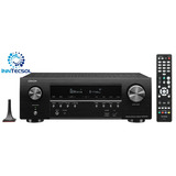 Receptor De Audio Y Video 7.2 Home Theater Denon Avr-s740h