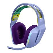 Auriculares Gamer Inalámbricos Logitech G733 Azul Rgb
