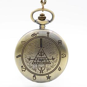 Gravity Falls Reloj Envio Gratis 4.5cm Bill Waddles Collar