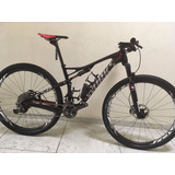 Bicicleta Specialized S-works Epic Carbon 29