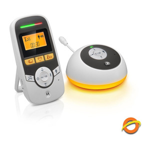 Babycall Motorola Mbp161 Dect Monitor Bebes Alcance 300 Mts