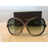 92895acbf8258 Óculos Tom Ford Clothilde Tf 162 Usado no Mercado Livre Brasil