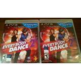 Everybody Dance 2 Ps3 Nuevo Y Sellado