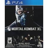 Mortal Kombat Xl (nuevo Y Sellado) - Play Station 4