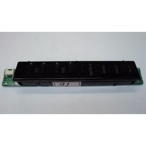 Placa Pci Comandos Teclado+sensor Cr Tv Lcd Lg 32lb3rs