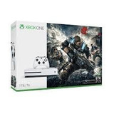 Xbox One S Gears Of War 4 Bundle