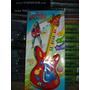 Guitar Music Guitarra Con Luces, Sonidos Y Melodias