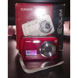 Camara Casio Ex-z16 12.1. Mp