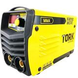 Máquina De Solda Inversor 180 Ah Kab 180 Micro Tork