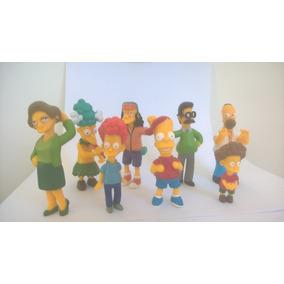 Simpsons Bonecos Miniaturas The Simpsons
