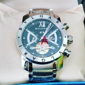 715d778c465 Relogio Bvlgari Homen De Ferro Original - Relógios De Pulso no ...