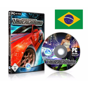 Need For Speed Underground Pc Game - Corrida Tuning 2004