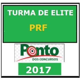 Turma De Elite Prf 2017 + Brindes