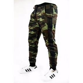 Nuevo Model Pants Harem Hombre Deportiv Camuflajeado Militar
