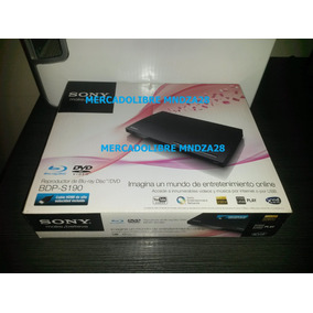 Reproductor / Bluray / Dvd / Sony / Internet / Cable Hdmi