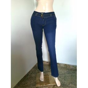 Jeans De Damas, Corte Medio. Talla 12/32