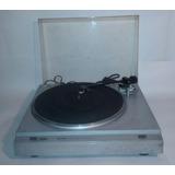 Vintage Tornamesa Sharp Rp-11h Y Amplificador Sharp Sa-11z