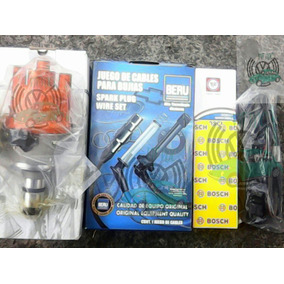 Kit Encendido Electronico Vw Sedan Vocho Combi Cables Beru