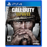 Cod Wwii - Call Of Duty World War 2 Ps4 Fisico Nextgames