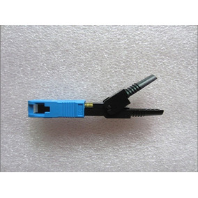 Fast Conector Reutilizável Ftth Sc/upc Azul