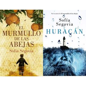 Paq. 2x1 Sofía Segovia - Huracán & El Murmullo De Las Abejas