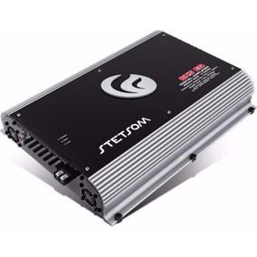 Módulo Amplificador Stetsom 6k5 Es 7200wrms +controle Brinde