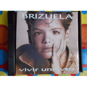 Brizuela Cd Vivir Una Vez.laureano Brizuela 1993