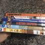 Lote Com 6 Dvds Filmes Diversos Muito Barato Original