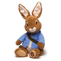 Pelúcia Peter Rabbit 40cm Licenciada - Fabricada Por Gund
