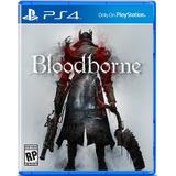 Bloodborne Ps4 Entrega Rapida