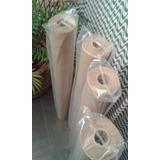 Papel Kraft Em Rolo Kit 2 Bobinas De 45cm X 100 Mts