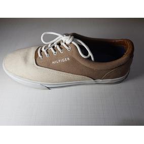 e309401517 Sapatênis Tommy Hilfiger Branco Frete Grátis - Calçados