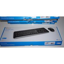 Kit Combo Teclado Mouse Inalambrico Microsoft 850 Original