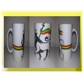 Caneca De Cerâmica Reggae
