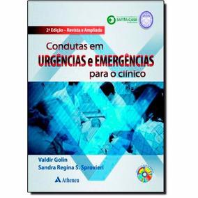 Condutas Em Urgências E Emergências Para O Clínico - Novo