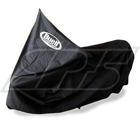 Capa Em Ripstop Preto Para Moto Buell (todos Modelos)