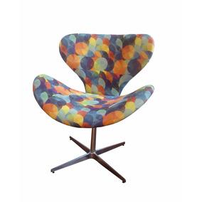 Poltrona Cadeira Atraente Decoração Alumínio Casa Sala Bolas