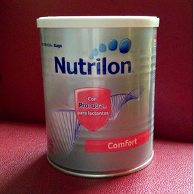 Nutrilon Comfort Con Pronutra Para Lactantes $ 120 Cada Una