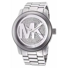 763a340e8d7 Relógio D G Prata Lindo Com Strass! - Joias e Relógios no Mercado ...
